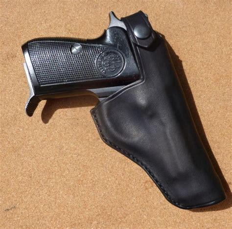 Handmade Leather Pistol Holsters - 25 best ideas about custom leather holsters on