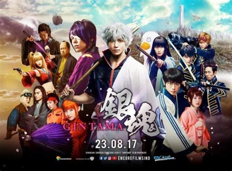 film anime live action terbaru animesave