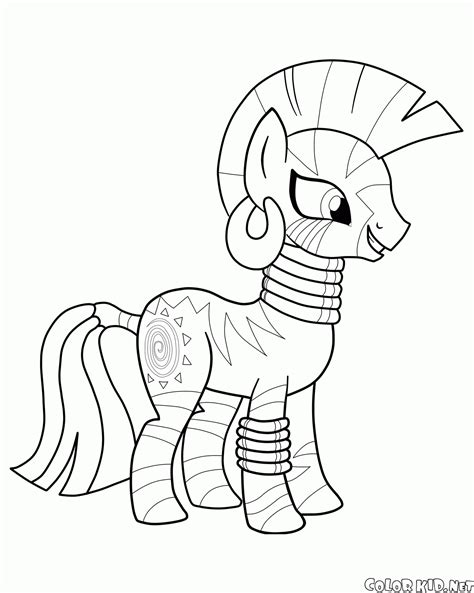 my little pony coloring pages zecora my little pony coloring pages zecora colouring to snazzy