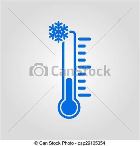 temperatur wohnung symbol thermometer temperatur icon niedrig wohnung