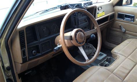 1988 jeep comanche interior 1988 jeep comanche information and photos momentcar