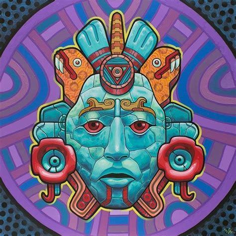 imagenes de serpientes aztecas m 225 s de 25 ideas incre 237 bles sobre mascaras mayas en