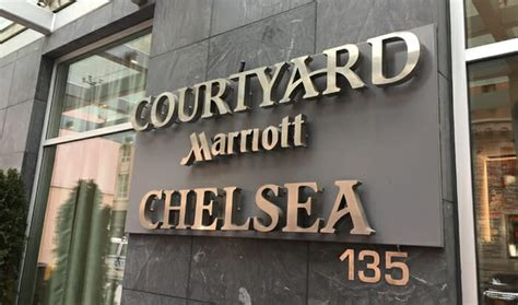review courtyard  marriott  york chelseamanhattan