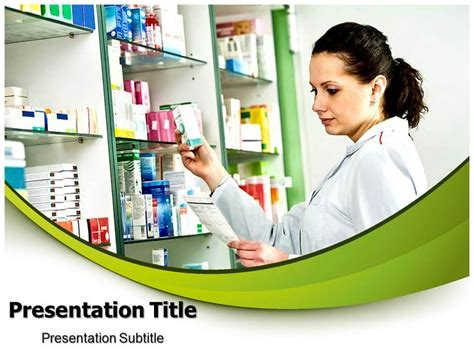 free pharmacy powerpoint templates free pharmacy power point template