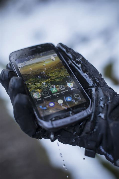 Explore Outdoor land rover explore rugged android smartphone coming this