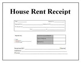 rent slip template house rent receipt format word microsoft word templates