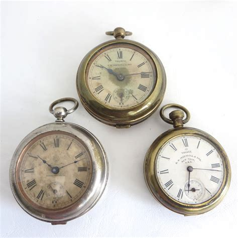 r h ingersoll bro early dollar watches collectors