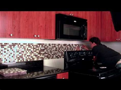 family dollar store magic gel tile kitchen wall