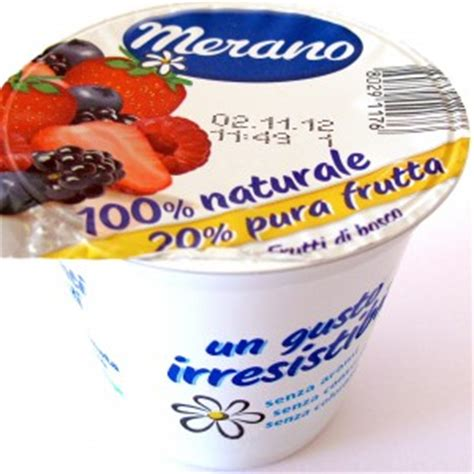 test di bosco test yogurt merano dissapore