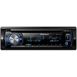 new pioneer car stereo pioneer deh x6500bt mixtrax cd mp3 wma car stereo receiver