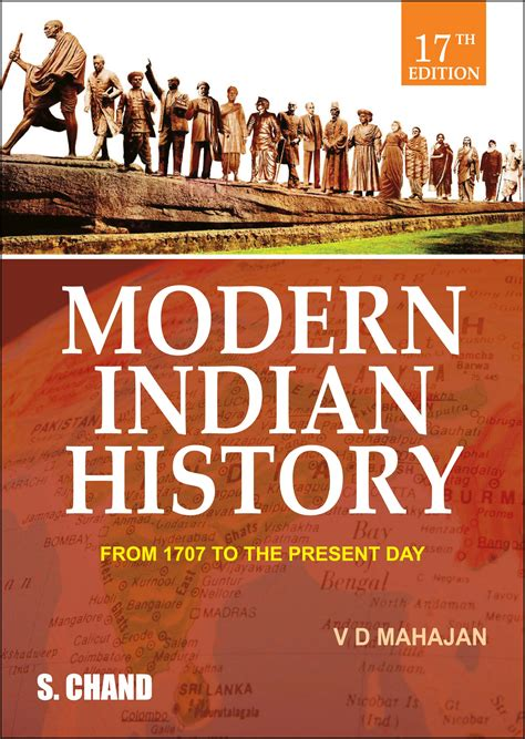 history of picture books modern indian history from 1707 to the present by v d