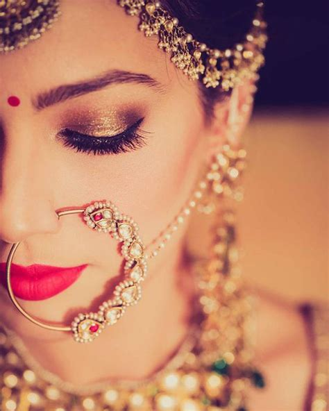 Wedding Nose Ring Design ultimate lookbook of bridal nose ring designs 2016 is here