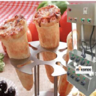 membuat pizza cone jual mesin pembuat pizza cone paket lengkap di tangerang