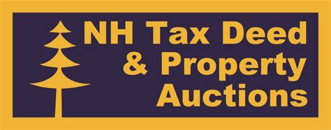 New Hshire Property Tax Records Nh Tax Deed Property Auctions New Hshire Real Estate Tax Deed Property Auctions