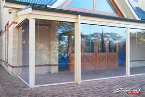 Outdoor Pergola Blinds by Outdoor Blinds Adelaide Big Difference