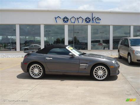 2005 Chrysler Crossfire Srt6 For Sale by Chrysler Crossfire Srt 6 Convertible For Sale 2005