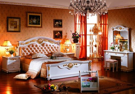 factory offer european home furniture bedroom set and