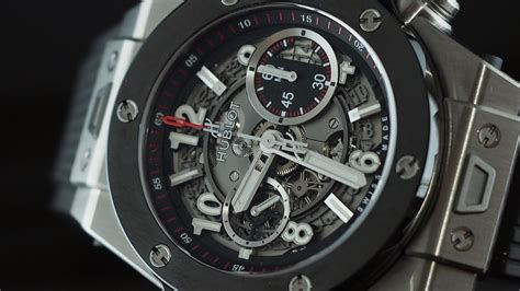 Jam Tangan Hublot Big Sale 4 sold hublot big unico titanium ceramic jual