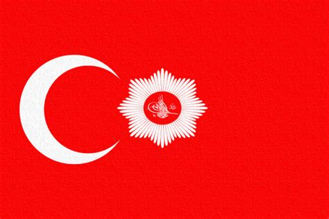ottoman empire flag 1914 ottoman imperial banner by daemonofdecay on deviantart