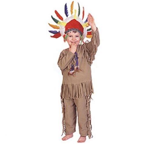 trajes de indio de material de desecho manualidades disfraz de indio cuidado infantil
