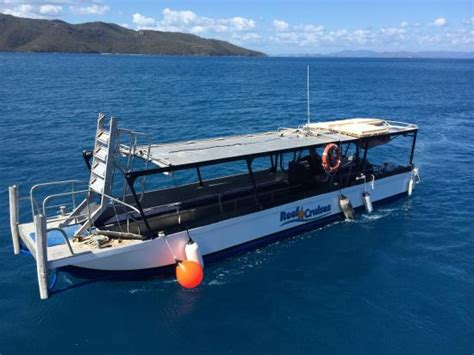 glass bottom boat whitsunday islands glass bottom boat was great option picture of reefstar