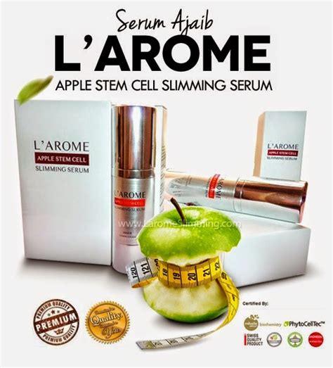 Apple Stem Cell Serum 30ml Serum Apel Serum Awet Muda Anti Aging l arome apple stem cell slimming serum amanah shop