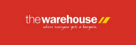 The Warehouse The Warehouse The Mall Hutt