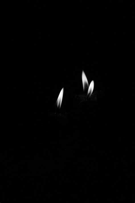 candele nere candle cool photo black