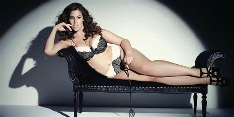 Bryant Sofa Ashley Graham Plus Size Model Is Poised For Breakout