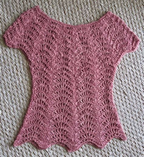 free patterns at ravelry tales of the hook feather and fan top pattern free on