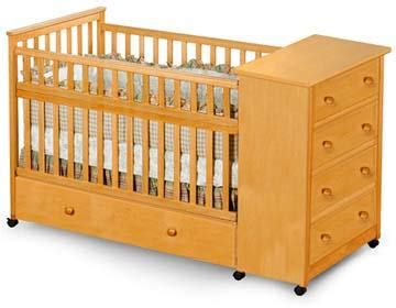 baby convertible captains crib woodworking plans  paper