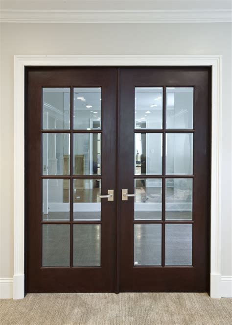 Big Closet Doors Interior Door Custom Solid Wood With Mahogany Finish Classic Model Dbi 916 Dd