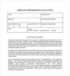 employee self evaluation form template sle employee self evaluation form 5 free documents