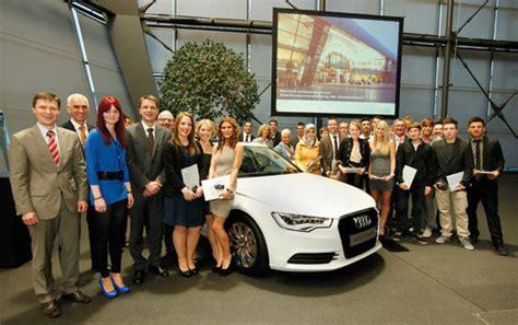 Audi Neckarsulm Ausbildung by Ausbildungsende Am Standort Neckarsulm Auto Medienportal Net