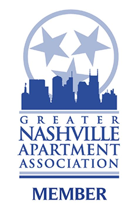 Apartment Association Greater Philadelphia Greater Nashville Apartment Association Logo