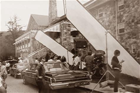 resort where dirty dancing was filmed on the big screen eight oscar winners filmed in virginia