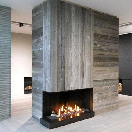 Reclaimed Fireplace by Home Dzine Diy Reclaimed Style Reclaimed Wood Fireplace