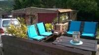 salon bas de jardin 1768 cabane enfants en bois de palettes guide astuces