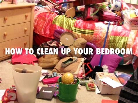 How To Clean Your by How To Clean Your Bedroom By Lozano