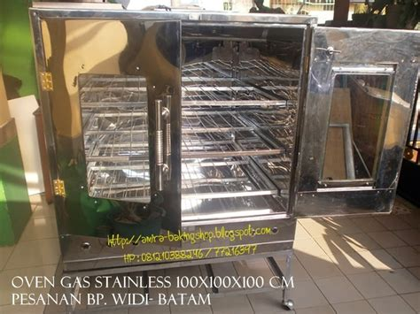Oven Gas Amira amira baking shop pesanan khusus a k a made by request