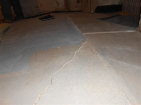 basement floor heaving complete basement systems of co foundation repair photo album foundation repair from