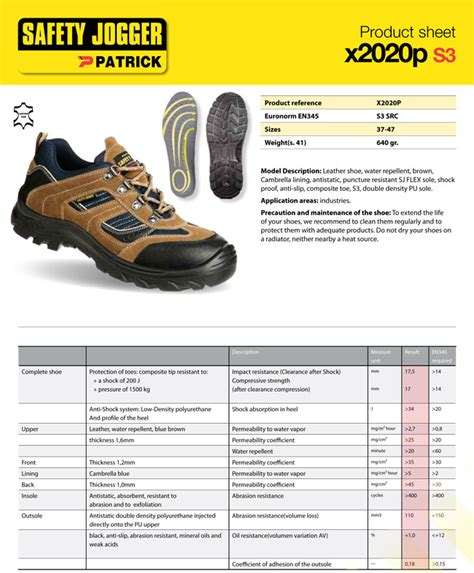 Sepatu Safety Jogger X2020p safety jogger x2020p safety shoes tools gallery sdn bhd