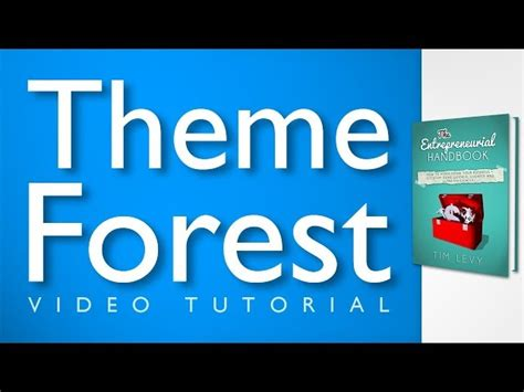 themeforest wordpress theme tutorial themeforest tutorial a video tutorial on great wordpress