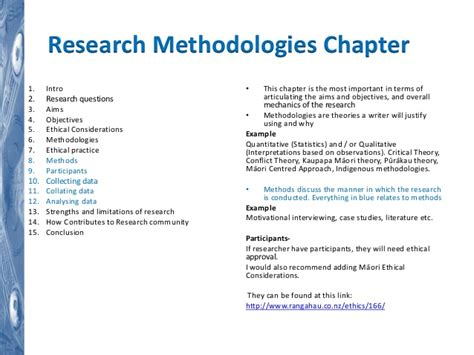 methodology dissertation structure a basic structure for layering a masters or doctoral thesis