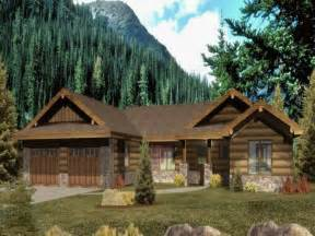 ranch style log homes with wrap around porch ranch style craftsman style house plans with wrap around porch