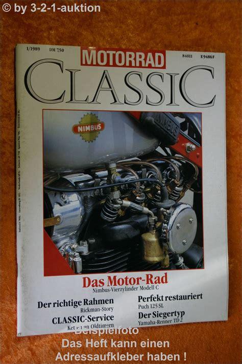 Ebay Nimbus Motorrad by Motorrad Classic 1 89 Nimbus Puch 125 Yamaha Td2 Ifa Ebay
