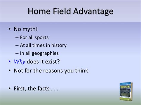 home field advantage essay by powerpointkeygen x fc2