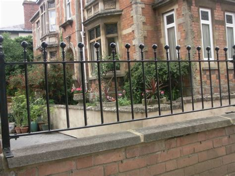 Wall And Railings Wrought Iron Railings Ironwork Balustrading Wrought
