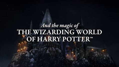 christmas   wizarding world  harry potter  universal orlando resort youtube