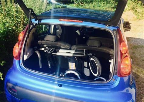 Kinderwagen Auto by Kofferraum Check Welcher Kinderwagen Passt In Kleines Auto